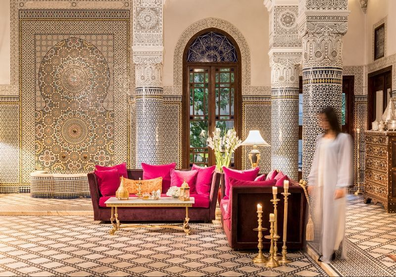 Riad Fes Hotel - Meetings & Events