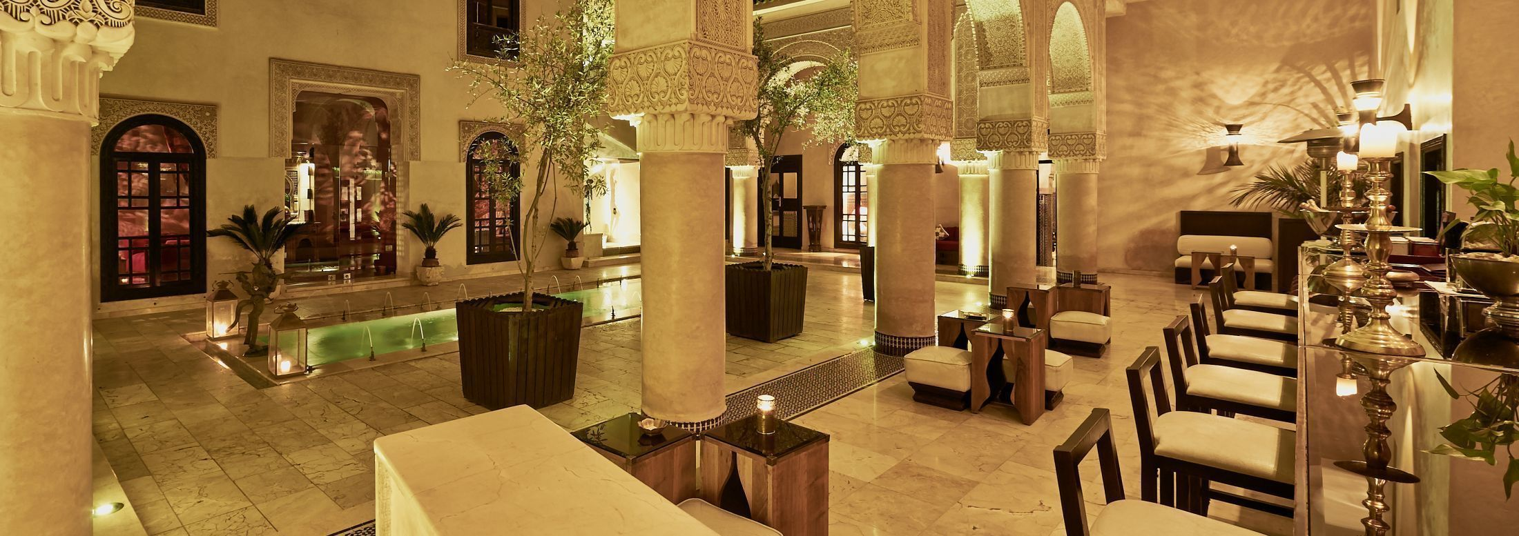 Riad Fes Hotel - Restaurant