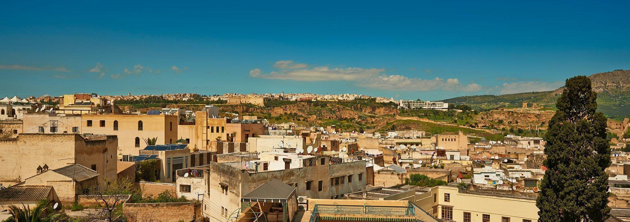 Riad Fes Hotel - Alentours