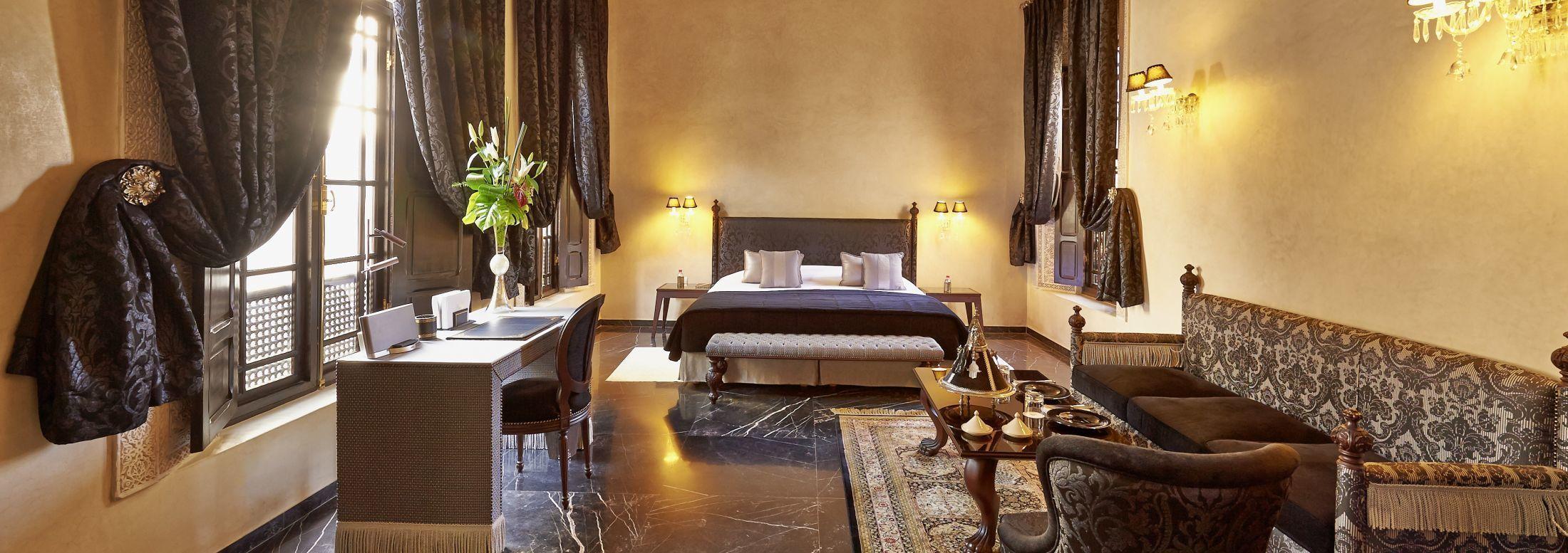 Riad Fes Hotel - Room