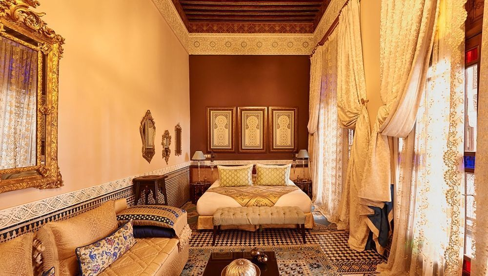 Riad Fes Hotel - Junior Suite