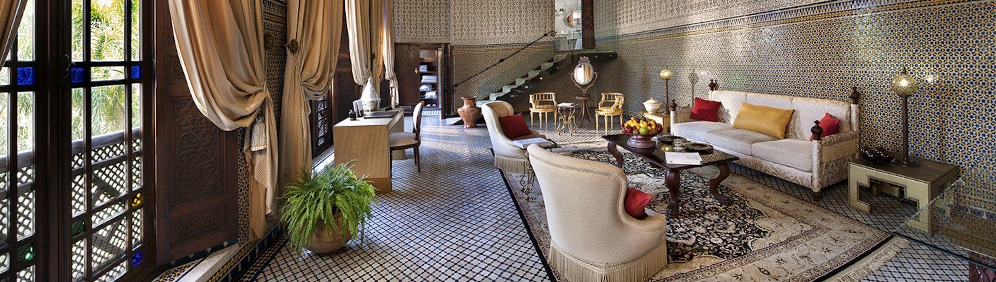Riad Fes Hotel - Royal Suite