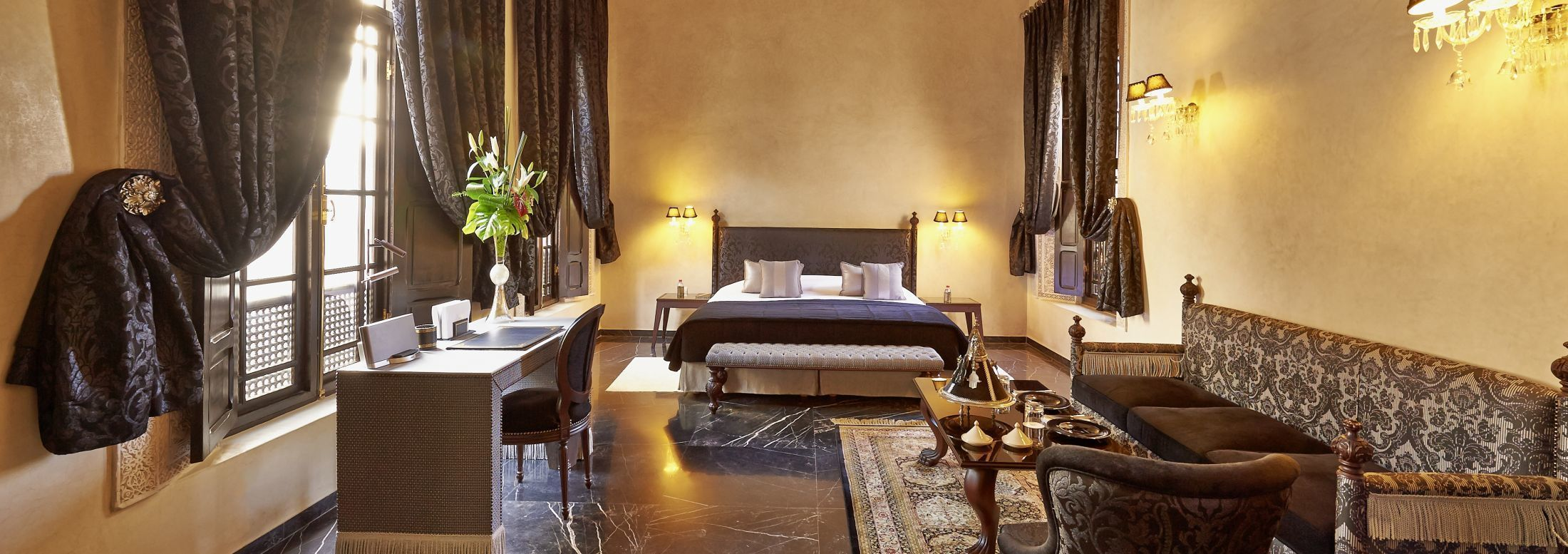 Riad Fes Hotel - Chambre