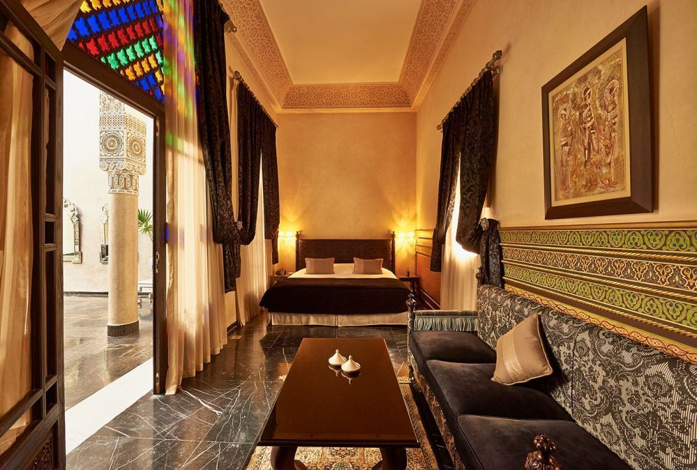 Riad Fes Hotel - Chambre Deluxe